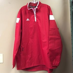 Adidas climaproof, men's pullover, size 2XL